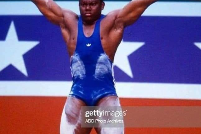 Bassey at the Olympics. Credits: Getty Images
