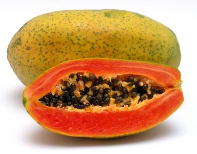 Digestive Enzymes contine papaya