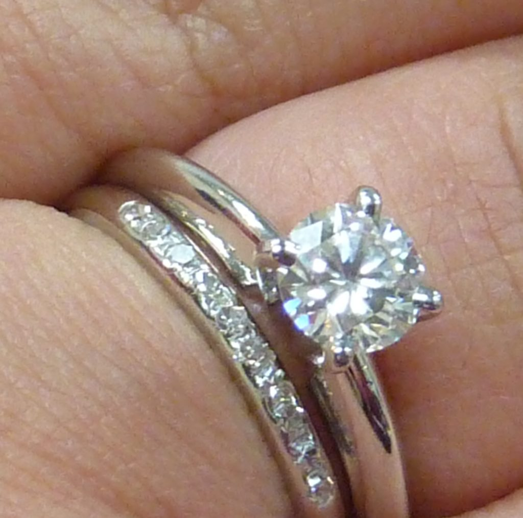 How Much Does It Cost To Size My Ring Platinum And White Gold