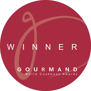 Cooking for Chemo ...and After! won a 2016 Gourmand World Cookbook Award for Best Health and Nutrition USA