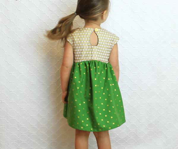 Monthly MashUp (02/15) – Lotta Gardenia Dress Reveal