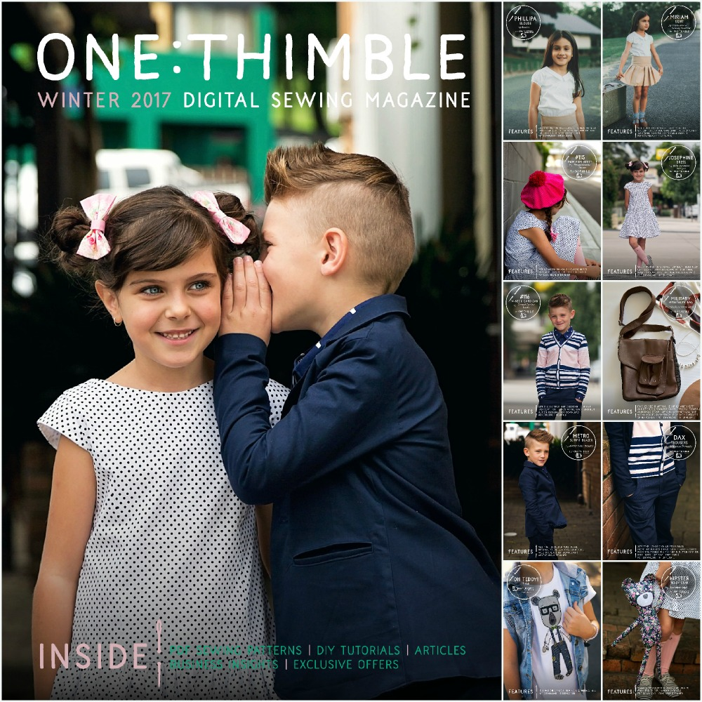 One Thimble Issue 15 Main pic