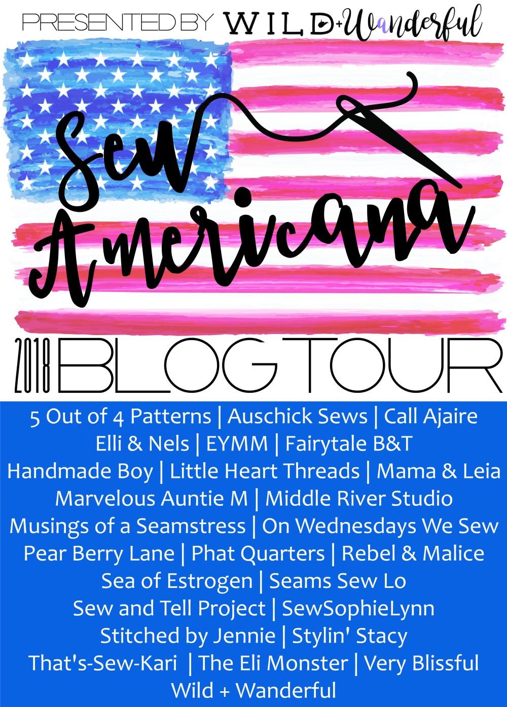 Sew Americana 2018