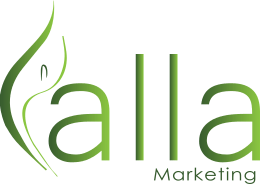 calla digital marketing logo