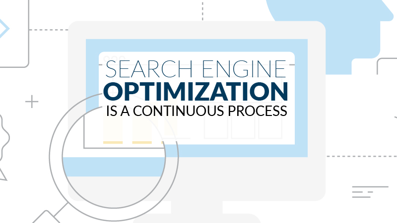 Search Engine Optimization is a Continuous Process