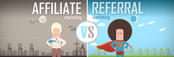 Making the Distinction - Affiliate Marketing vs