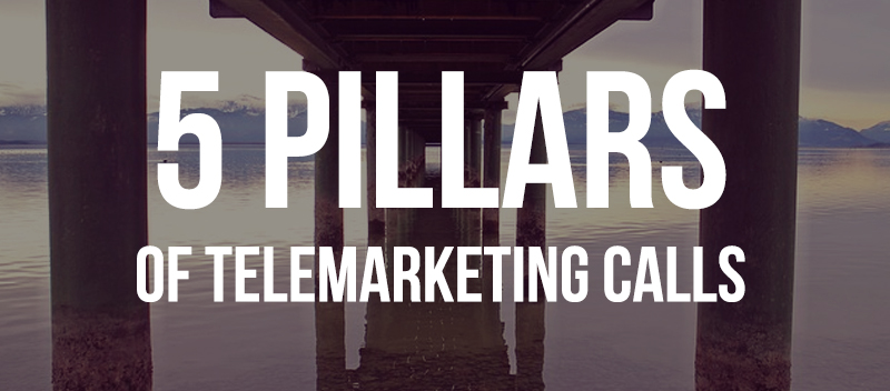 The Winning Sales Pitch: 5 Pillars of Telemarketing Calls