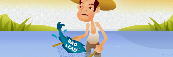 Bad Leads are Bad for Business- The Wrong Attitude in B2B Prospecting