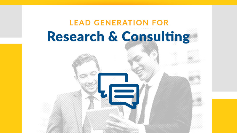B2B Lead Generation Services Consulting - Lead Generation Consulting