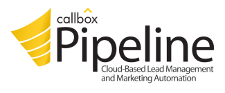 Callbox Pipeline Cloud Based Lead Management and Marketing Automation