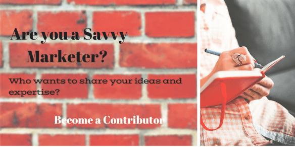 Become a Blog Contributor