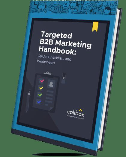 Targeted B2B Marketing Handbook (EBOOK COVER)