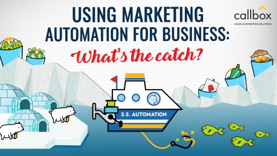 Using Marketing Automation for Business What's The Catch [VIDEO]