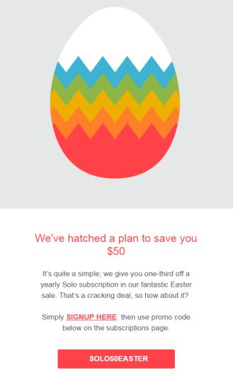 egg email spiel
