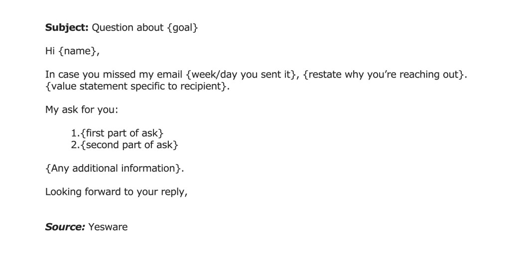 2_followup_email_template