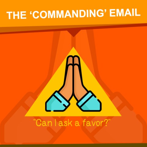 The Commanding Email