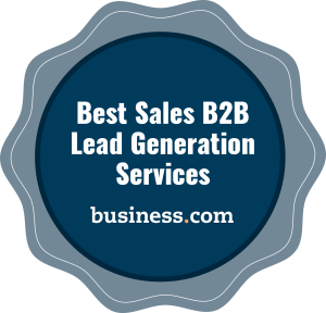 Best Sales B2B Lead Generation Services