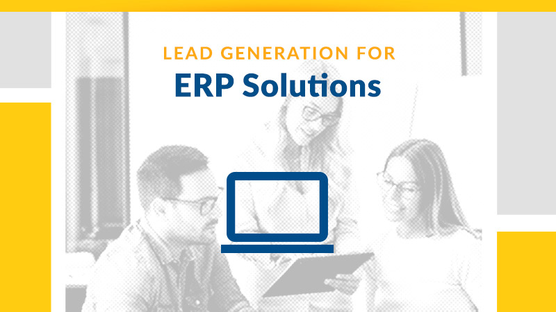 Lead Generation Services for ERP Solutions