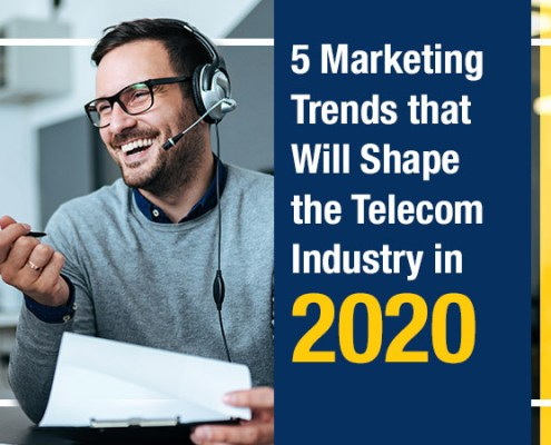 5 Marketing Trends That Will Shape The Telecom Industry in 2020 (Featured Image)