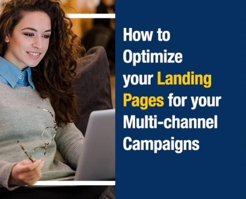 How to Optimize your Landing Pages for your Multi-channel Campaigns (Featured Image)