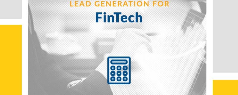 Lead Generation for FinTech