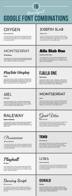google-fonts-pairing