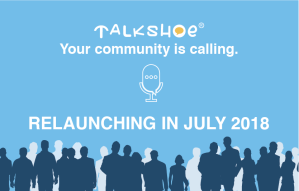 Talkshoe Announcement