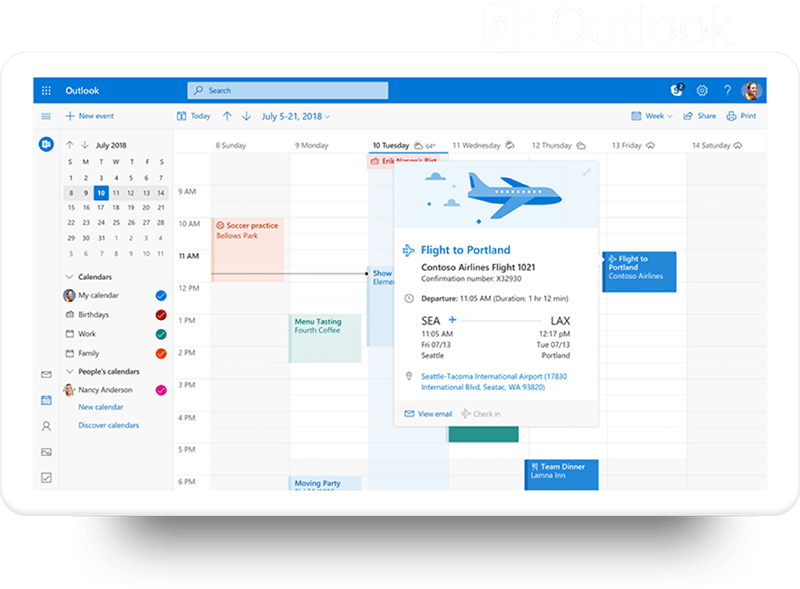 callbridge online meeting system integration with outlook