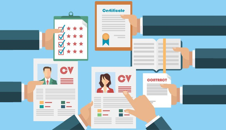 The Top 25 Words to Describe Yourself on Your CV