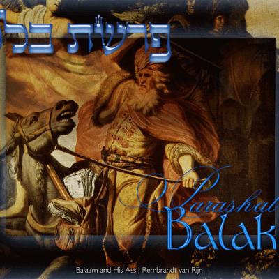 Torah Parashah Balak