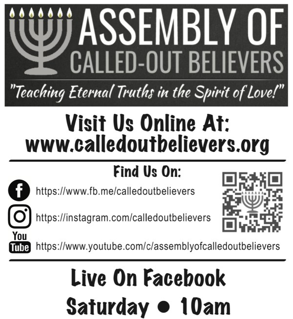 Assembly of Called-Out Believers Social media sharing card
