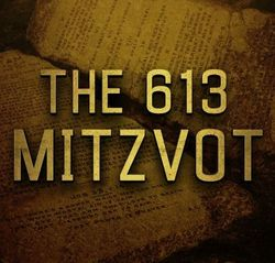 The 613 mitzvot according to Rambam