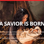 """Get Ready to Share """"A Savior Is Born"""" Video November 29"""