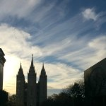 When The Prophet Was Blackmailed About The Salt Lake Temple