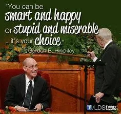 20 Timeless Life Lessons From Gordon B Hinckley