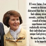 "Sister Holland's Message to Women – ""We Must Have the Courage to be Imperfect"""