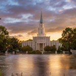 Stunning Photos of Houston Texas Temple Breached By Flooding