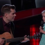 "LDS Dad Turns Chairs on ""The Voice"" – Then Brings Down House w/ Claire Ryann Duet"