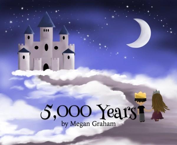 megan graham 5,000 years book