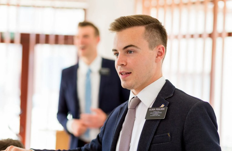 Video of Missionaries Explaining Who They Are is Going Viral