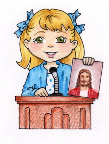 how to write an lds primary talk