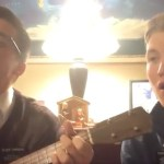 """Missionaries Sing Version of """"Nearer My God to Thee"""" Ukulele Style"""