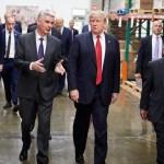 US President Donald Trump Praises LDS Welfare Square During Visit