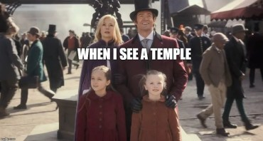 The Greatest Mormon Memes from The Greatest Showman