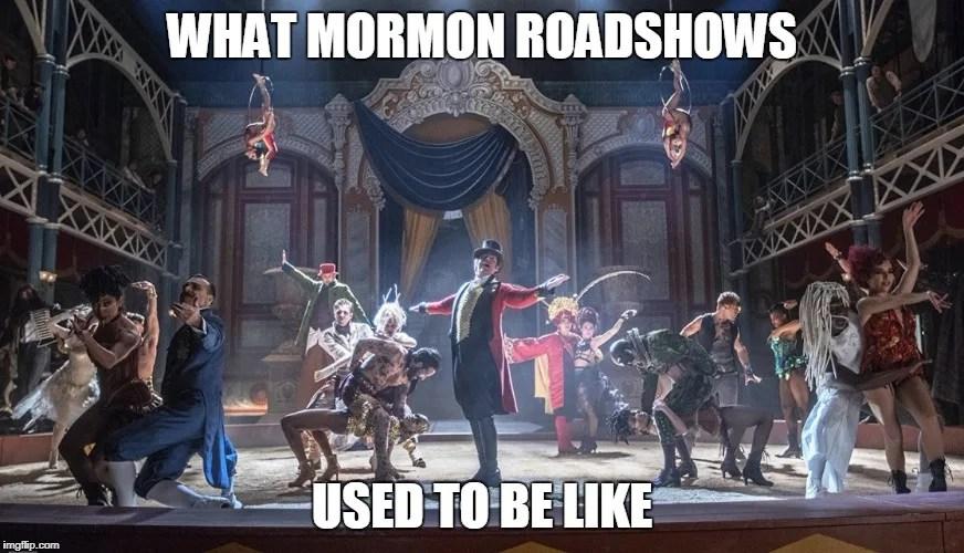 greatest showman mormon memes 19