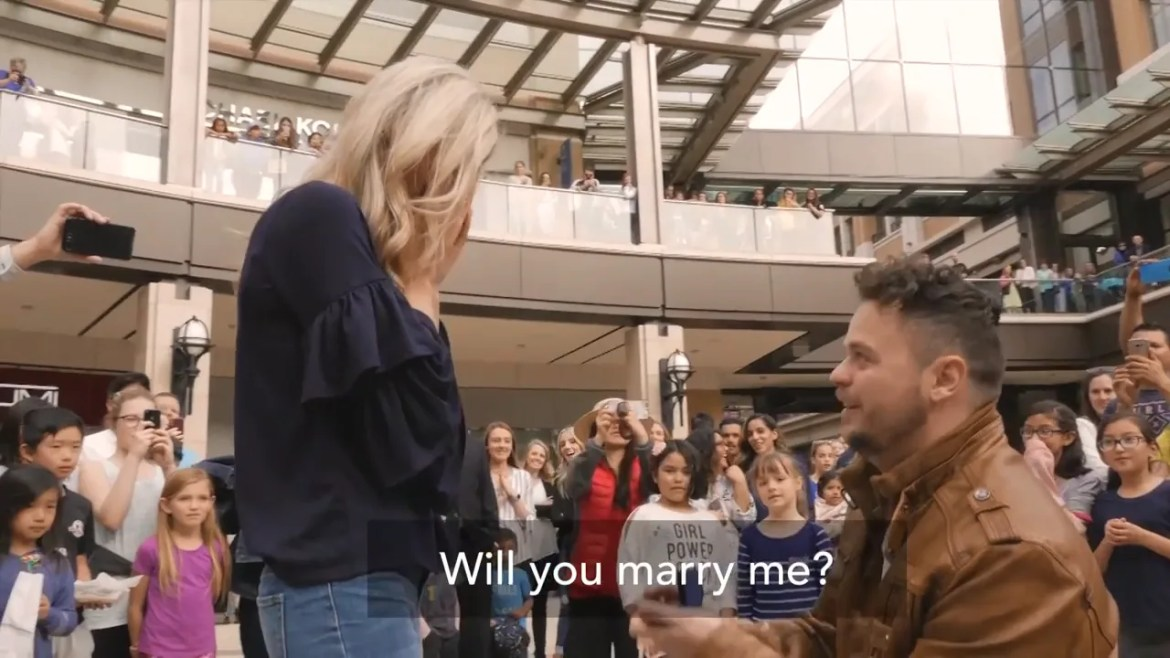 rob landes proposal youtube