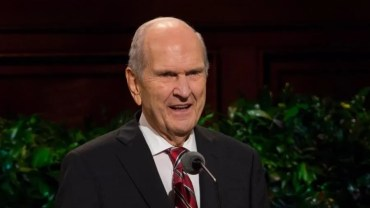 russell m nelson challenges the dead