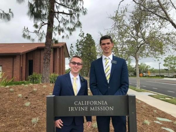 tall missionaries