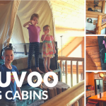 Nauvoo Log Cabins Tour and Review | Where to Stay in Nauvoo Illinois