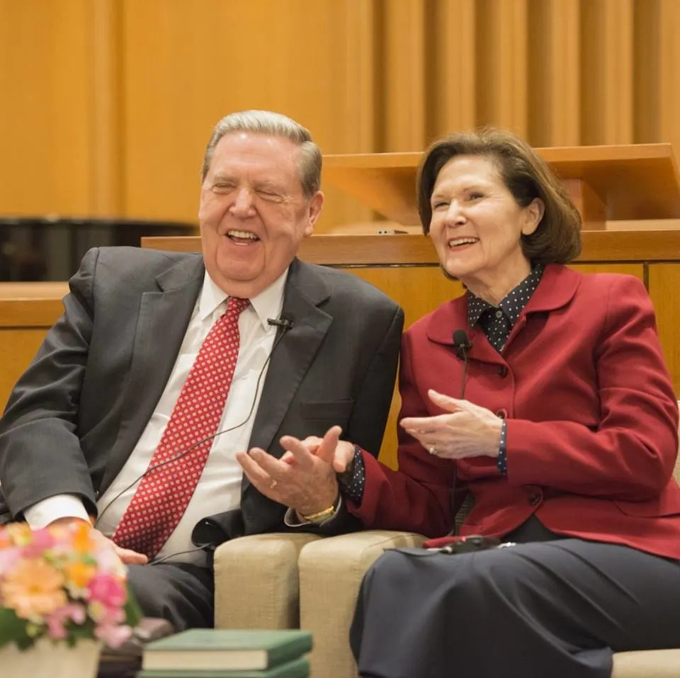 Elder Holland's Marriage Advice